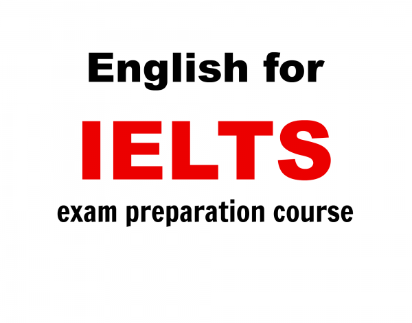 English for IELTS- exam preparation course