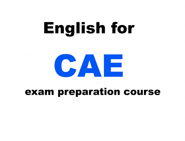 Engish for CAE exam preaparation course london telcuk