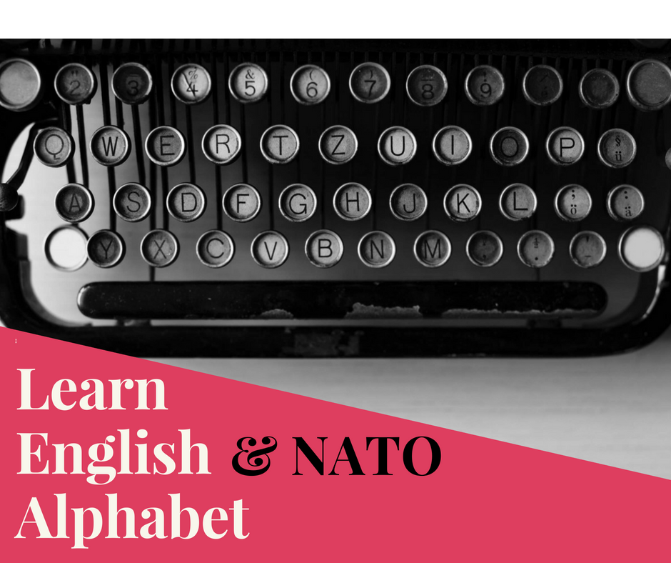 Learn English Alphabet